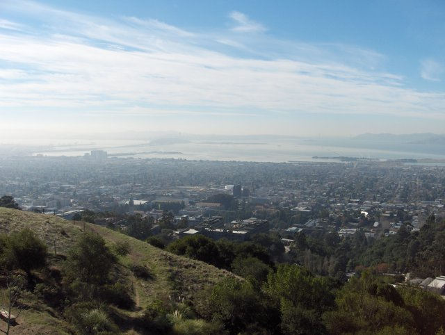 View of Berkeley