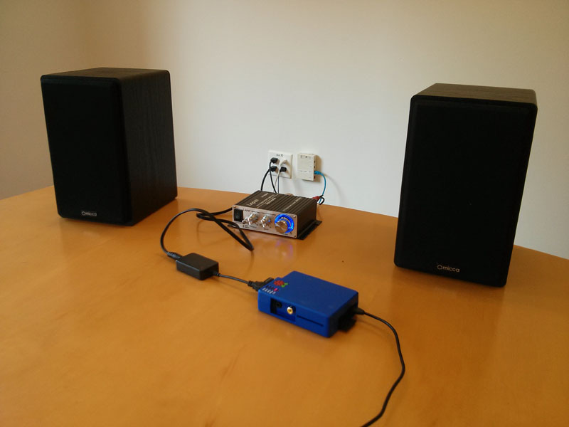 Amplify your music with MagicPlay and the Raspberry Pi